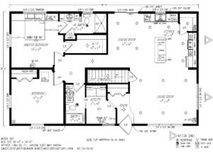 997 Floor plan